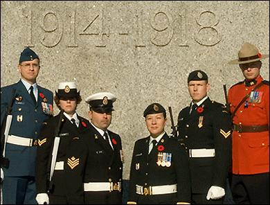 2007 National War Memorial Sentries