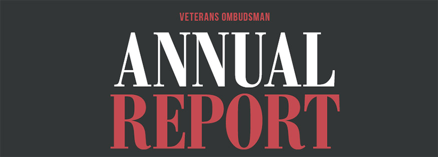 Veterans Ombudsman - Annual Report 2014-2015