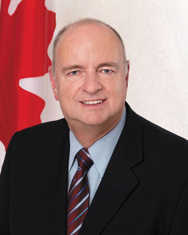 Veterans Ombudsman, Guy Parent