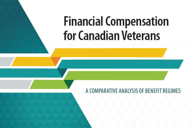 Financial Compensation for Canadian Veterans: A comparative analysis of benefit regimes