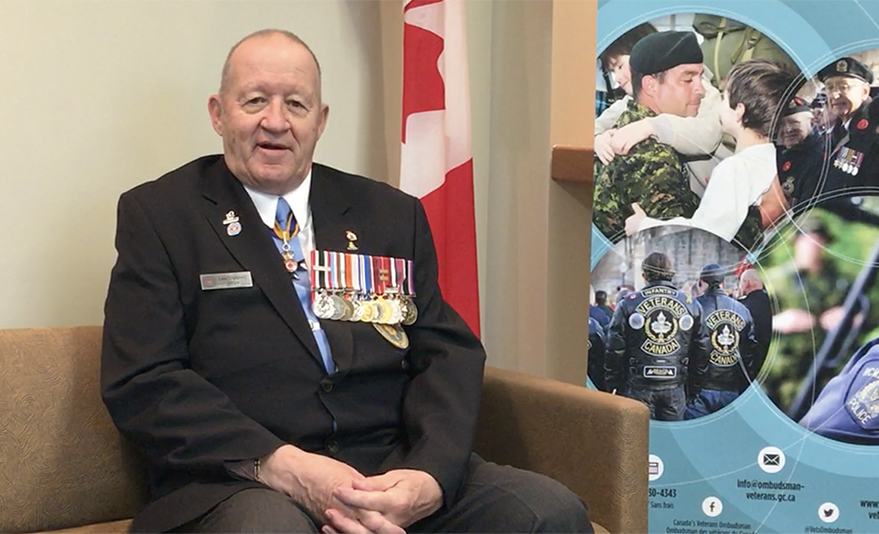 Interview with Lieutenant-General Louis Cuppens, C.M.M., C.D. (Ret'd)